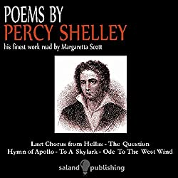 Poems by Percy Shelley