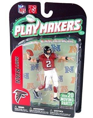 Mcfarlane Toys Nfl Playmakers Series 2 Action Figure Matt Ryan  Atlanta Falcons