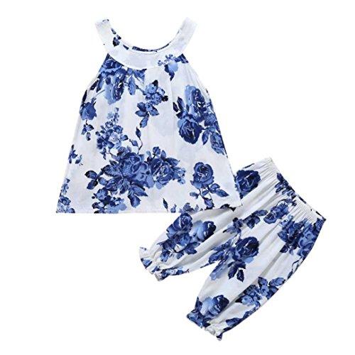 0e8666941c5a6 Dourabbi 子供服 女の子 tops for baby 夏 幼児 2本 赤ちゃん 日常 cute pretty 服装