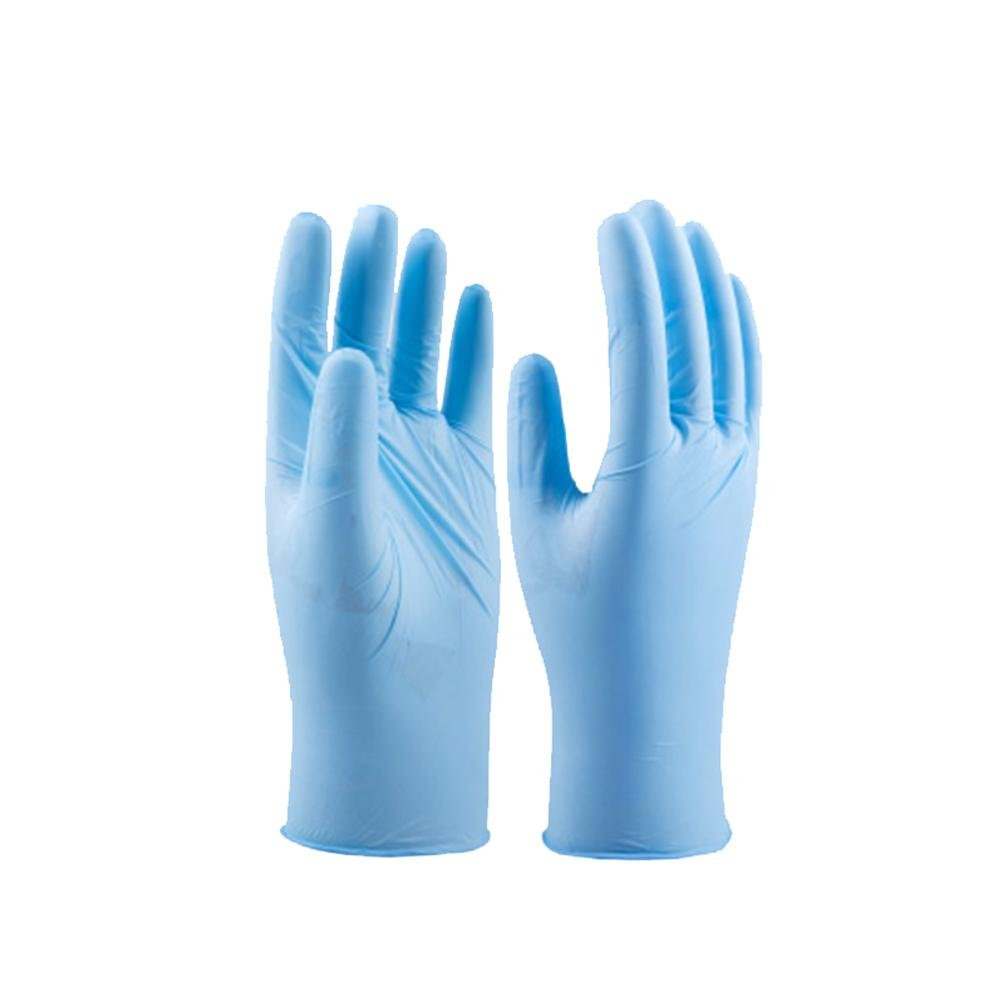 Disposable gloves kitchen catering food grade safety gloves laboratory chemical industry operating protective equipment