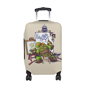 Amazon.com: Teenage Mutant Ninja Turtles Michelangelo dibujo ...