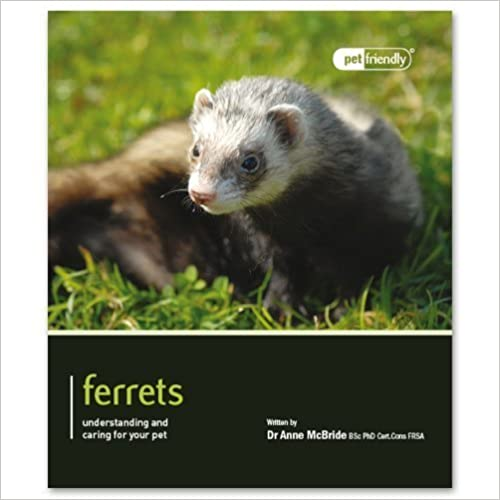 Ferrets - Pet Friendly by Anne McBride (2012)