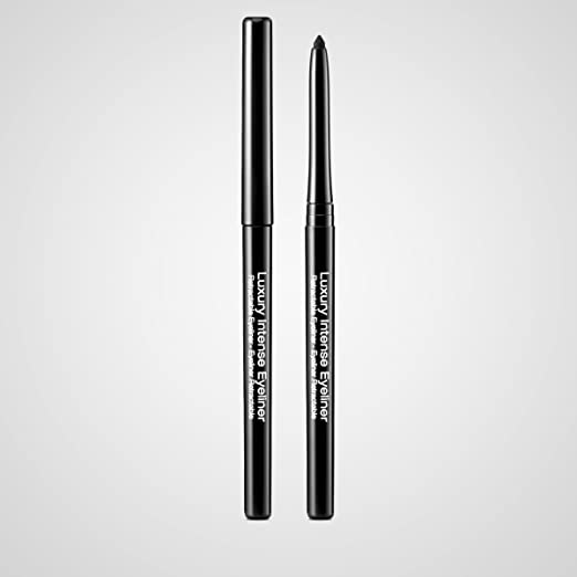 KISS NY Professional Luxury Eyeliner Blackest Black (KLEL01)