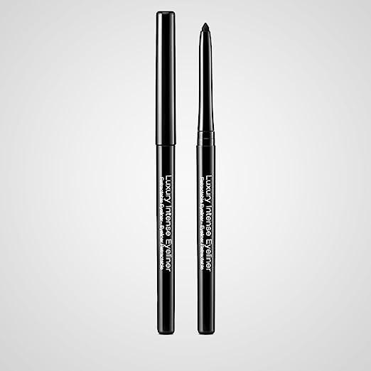 KISS NY Professional Luxury Eyeliner Blackest Black (KLEL01)