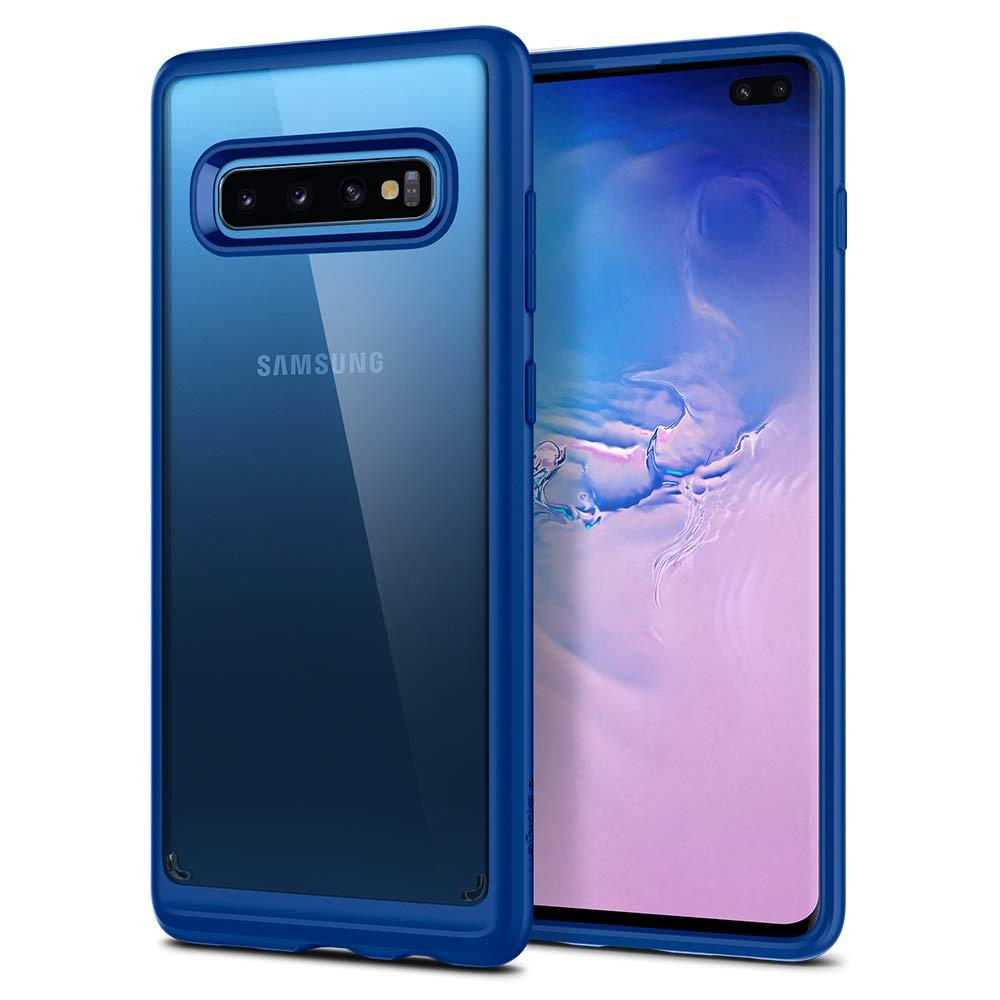 Funda Spigen Samsung S10 Plus [prism Blue] Ultra Hybrid