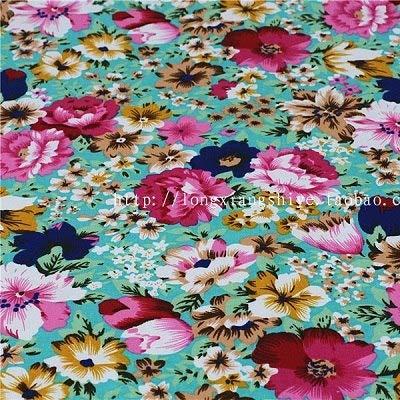 Rose Cloth - Resile Calico Fabric 100 Cotton