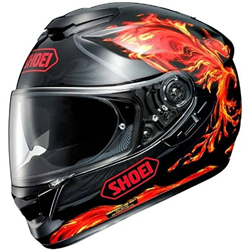 Shoei Revive GT-Air Street Bike Racing Motorcycle Helmet - TC-1 / Large
