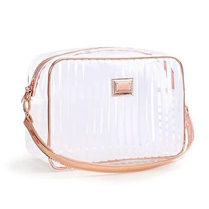 Impermeable transparente PVC bolsa de lavado hacer bolsas de ...