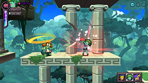 51k0qmKrXwL - Shantae: Half-Genie Hero - Ultimate Edition - Nintendo Switch