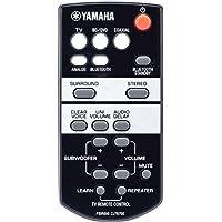 OEM Yamaha Remote Control: ATS-1030, ATS1030, YAS-103, YAS103