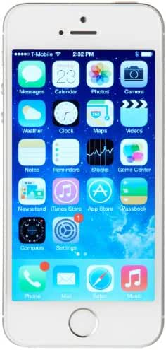 Apple iPhone 5s 64GB (Silver) - Sprint