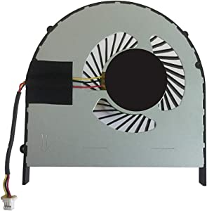 Compatible for DELL Inspiron 15 7000 7537 Series Laptop CPU Cooling Fan Cooler 07YTJC 3-pin