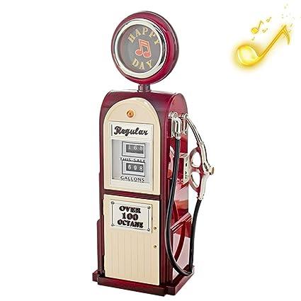 Surenhap Caja de música Antigua máquina de Escribir Caja de música Regalo para la Familia/