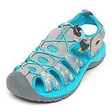 EpicStep Women's Mint Outdoor Hiking Walking Trekking Water Aqua Athletic Sport Fisherman Sandals Shoes 6.5 M US