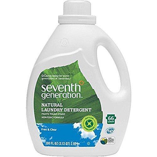 Seventh Generation Baby Detergent - 8