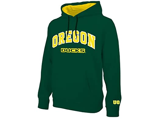 E5 Men's NCAA Hoodie, Oregon, Small