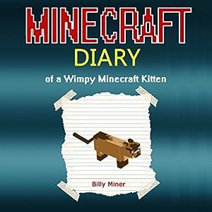 Minecraft Kitten Diary Audiobook