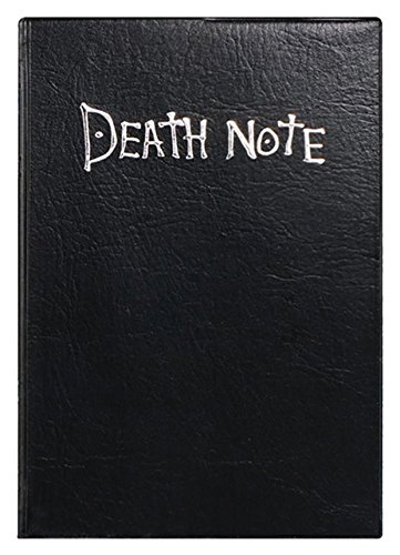 Death Note  Anime Replica Note Book Scrap Book AmazonCoUk Diy