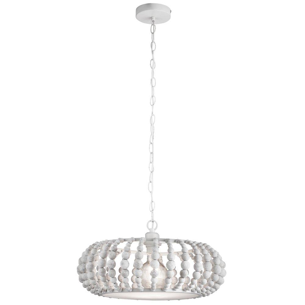 Lighting Collection - Colgante con difusor acrílico (1 L ...