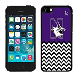 Customized Iphone 5c Case Ncaa Big Ten Conference North Western Wildcats 4