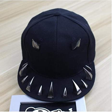 KMDU Gorras De Hombre Punk Hip Hop Gorras Devil Monster Dental ...