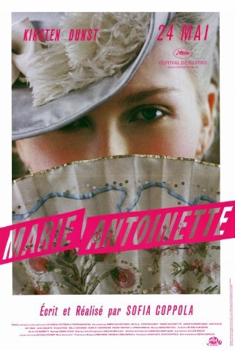 Marie Antoinette POSTER Movie (27 x 40 Inches - 69cm x 102cm) (2006) (French Style B)
