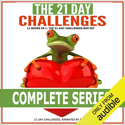 The 21-Day Challenges Box Set