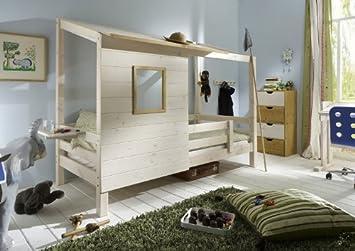 Wolf Möbel Kinderbett Baumhaus Amazonde Küche Haushalt
