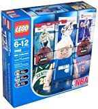 Lego Builder's Kit - NBA Player Figures - 11 Pieces
