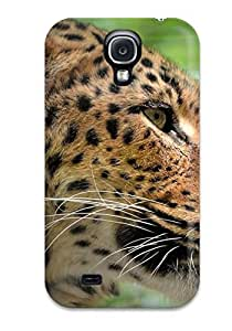 Durable Case For The Galaxy S4- Eco-friendly Retail Packaging(leopard)