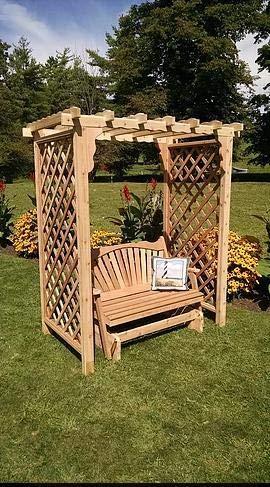 Amazon.com: A & L Furniture Co. Western Red Cedar 6 ...
