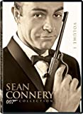 Sean Connery 007 Collection Volume 1 by 20th Century Fox