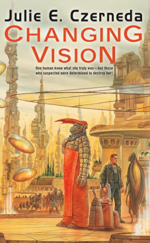 Changing Vision (Web Shifters Book