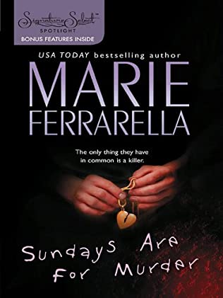 book cover of Sundays Are for Murder