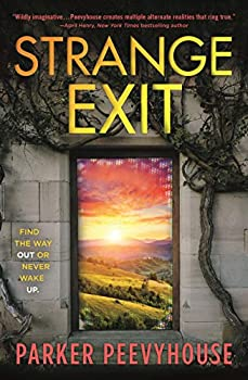 Strange Exit by Parker Peevyhouse science fiction and fantasy book and audiobook reviews