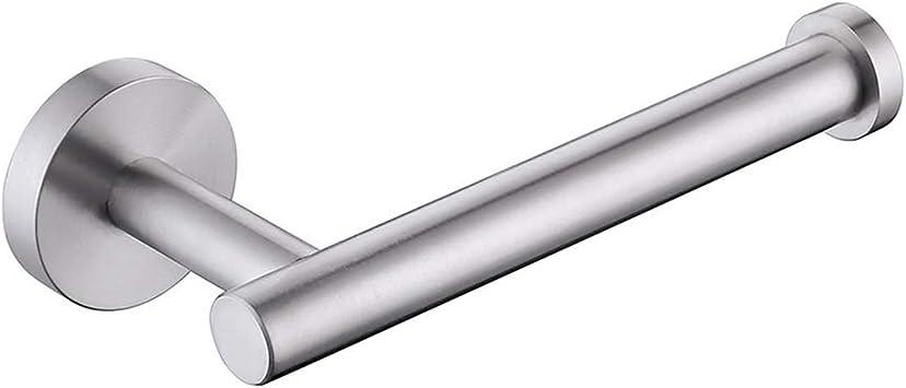 Freestanding Kitchen Roll Holder Silver Brushed Nickel B/&Q  ***free postage ***
