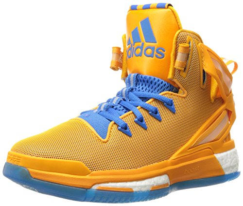 hot sale online c0132 3a3a8 adidas Performance D Rose 6 Boost J Shoe (Big Kid),BlackEquipment  OrangeBlack,7 M US Big Kid - Buy Online in UAE.  Apparel Products in the  UAE - See ...