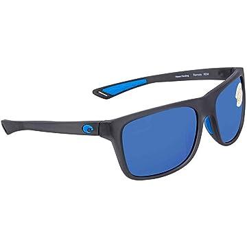 4d456d8420 Costa Del Mar Costa Del Mar REM178OBMP Remora Blue Mirror 580P Matte Smoke  Crystal w