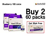(Special Promotion) Chunho Food Blueberry 100 Juice
