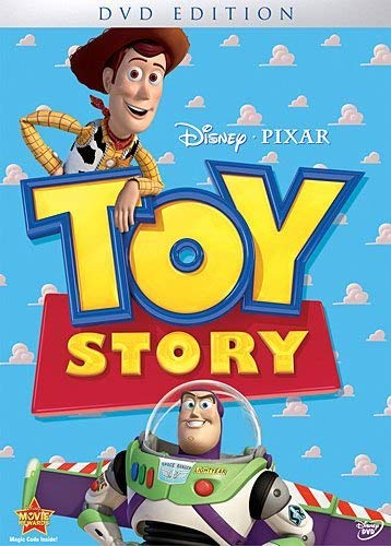 Toy Story (Toy Story Collection 3d)