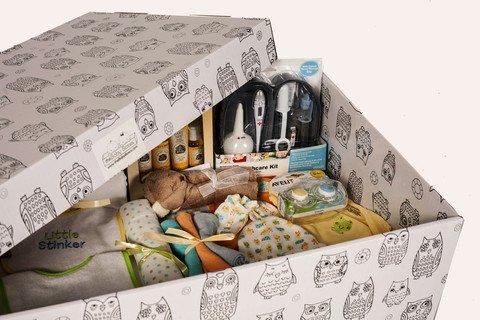 Amazon.com: El Bebé BOX Co. – Classic – Caja Unisex: Baby