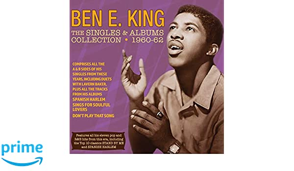 Image result for ben e. king singles albums collection
