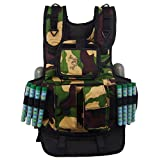 MAddog® Sports Tactical Paintball Harness Vest