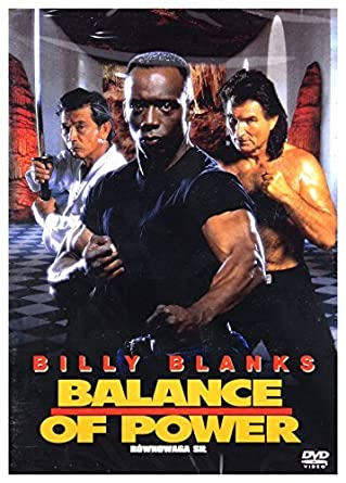 Balance of Power Region 2 English audio by Billy Blanks ...