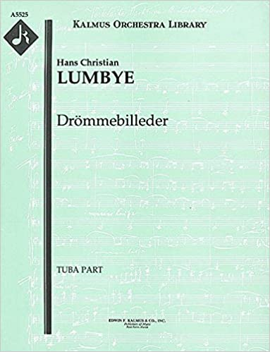 Gratis pdb ebooks download Drömmebilleder: Tuba part (Qty 4) [A5525] PDF PDB