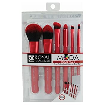 Crafts pack Of 7 Royal And Langnickel Professional Brush Set