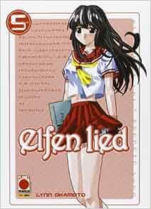 Elfen Lied vol. 5: 9788863042573: Amazon.com: Books