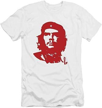 Camiseta de Manga Corta de Algodón para Hombre, ZBY, Palabra blanca t roja, s: Amazon.es: Bricolaje y herramientas