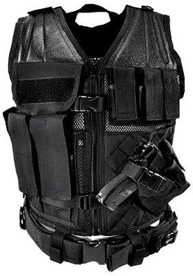 NcStar Tactical Vest Black Large