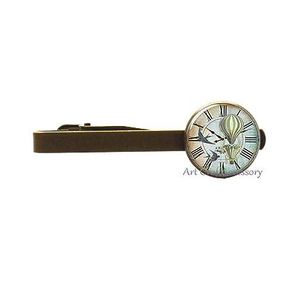 Relojes de cristal para trago, corbata de cabujón, personalidad ...